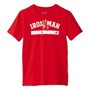 Adidas Marvel Ironman Boys T-Shirt