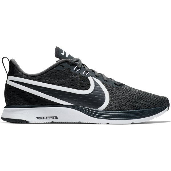 Nike Zoom Strike 2 - Womens Running Shoes - Black/Anthracite/White