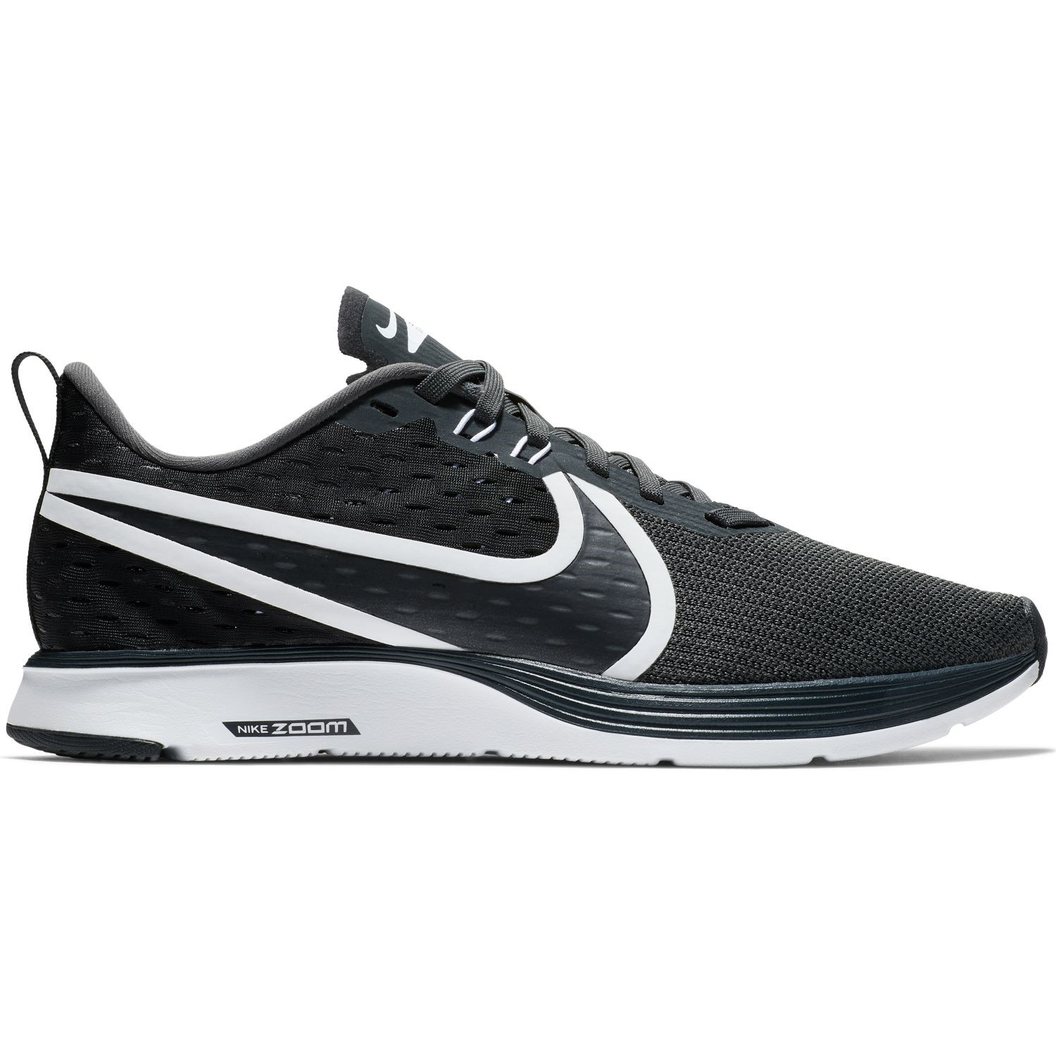 6135351574a2 Nike Zoom Strike 2 - Womens Running Shoes - Black Anthracite White ...