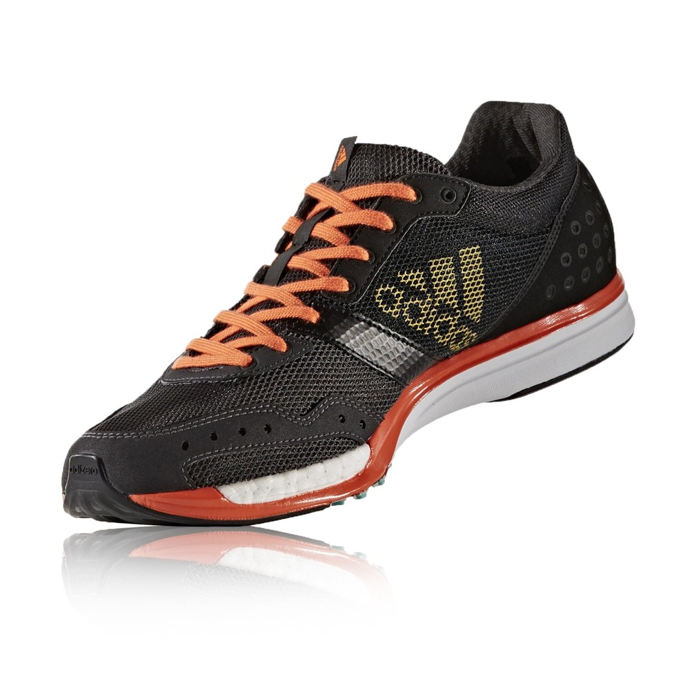 3d2a90e20 Adidas Adizero Takumi Ren 3 - Mens Running Shoes - Core Black Gold Metallic