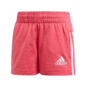 Adidas Knitted Little Girls Training Shorts