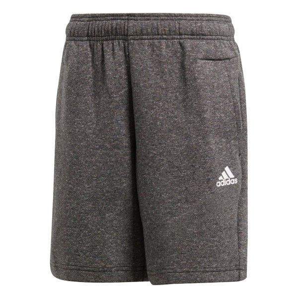 Adidas ID Stadium Kids Boys Training Shorts - Grey/Black