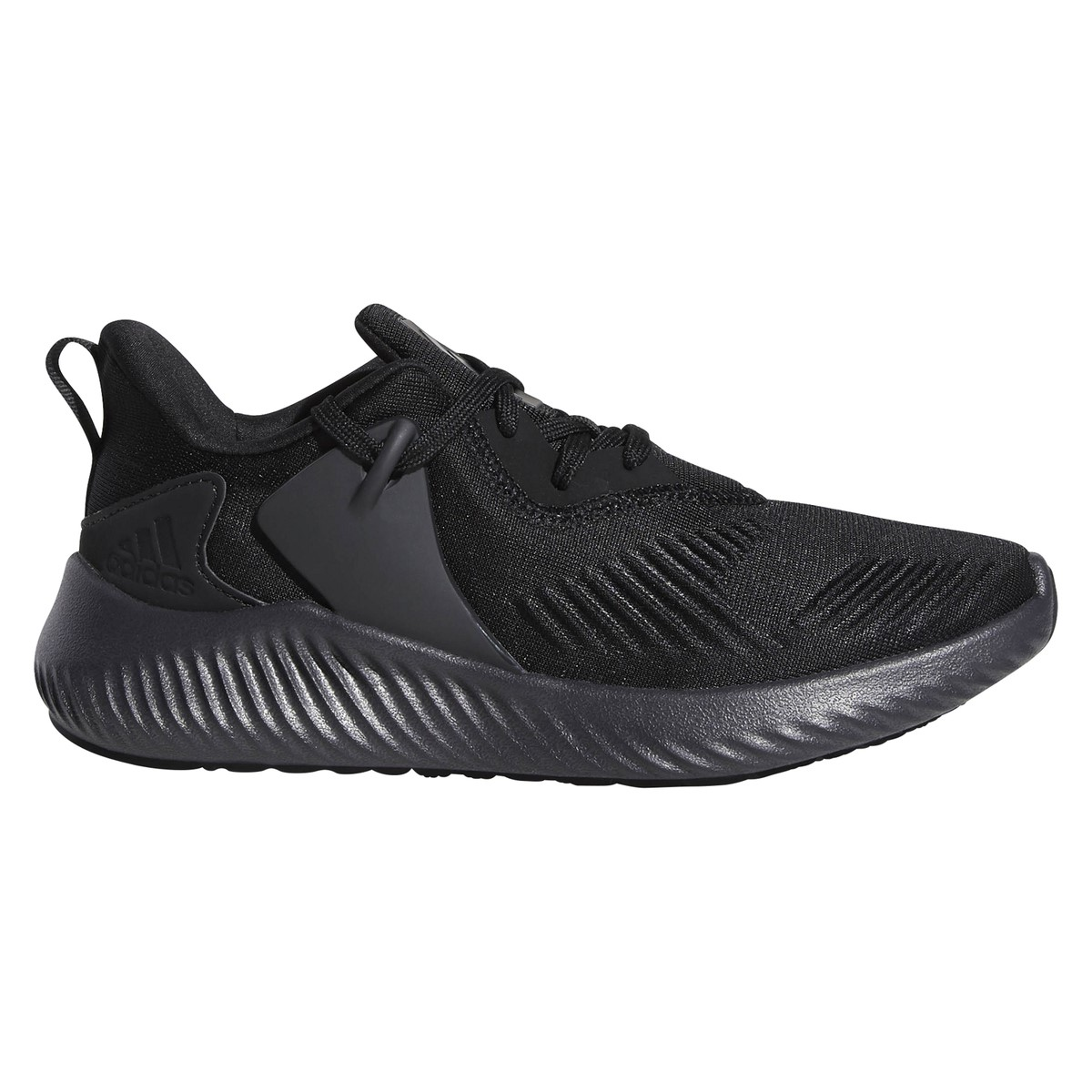 15f28a16ed77f Adidas AlphaBounce RC 2 - Kids Running Shoes - Core Black Carbon ...