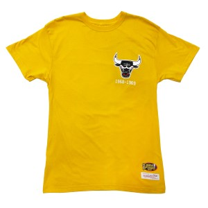 Mitchell & Ness Chicago Bulls Colour Pop Mens Basketball T-Shirt