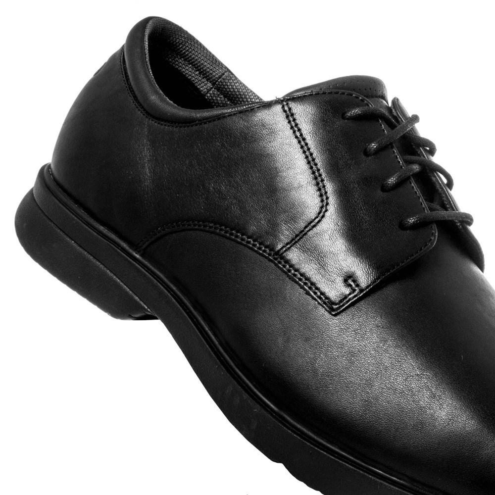 Rockport Allander Lace - Mens Dress Shoes - Black