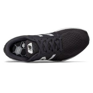 a5a08bdbf1217 ... New Balance Fresh Foam Zante V4 - Womens Running Shoes - Black Phantom  Silver ...