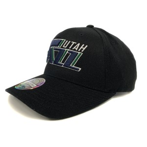 Mitchell & Ness NBA Utah Jazz 110 Snapback Basketball Cap