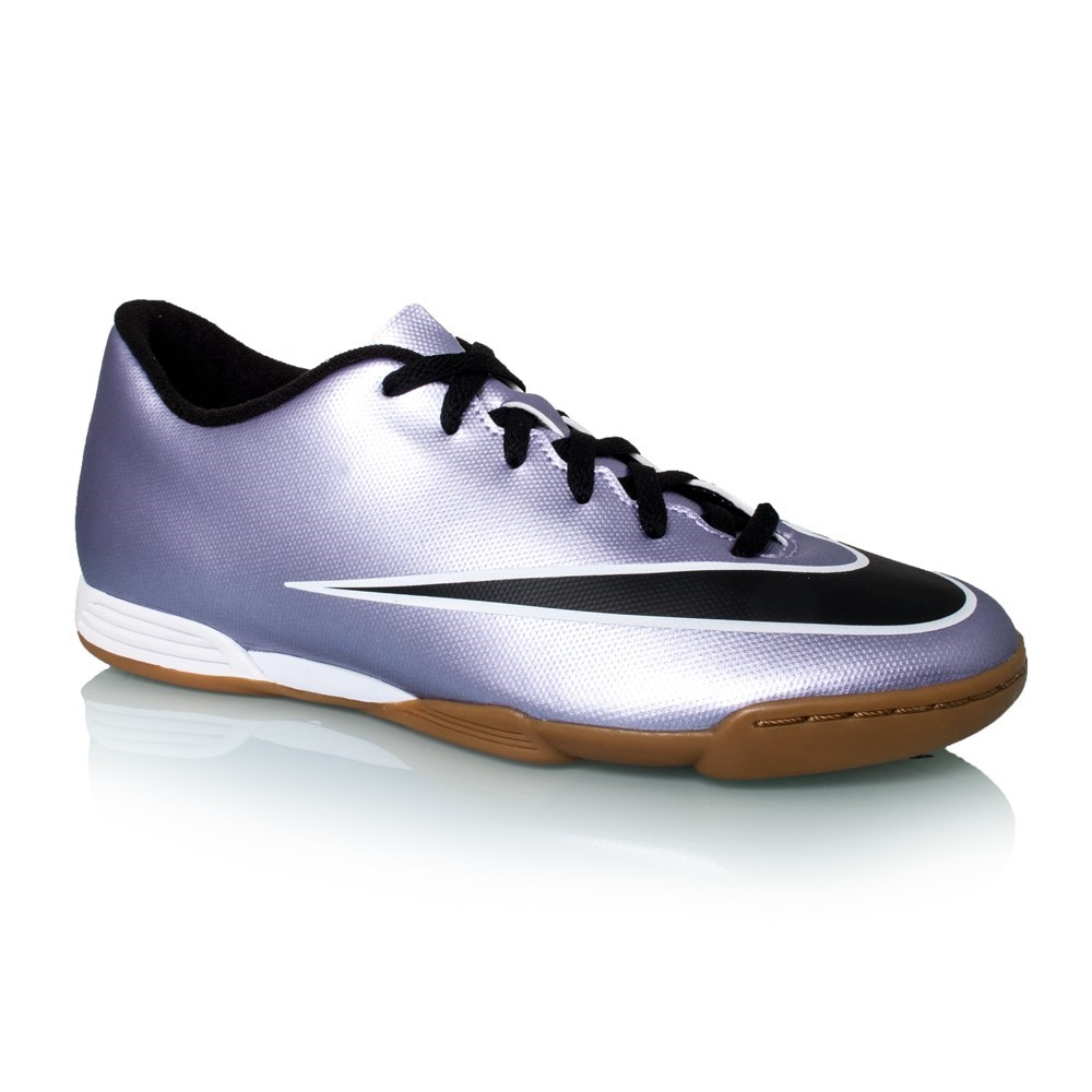c8b9718f878 Nike Mercurial Vortex II IC - Mens Indoor Soccer Shoes - Urban Lilac Black