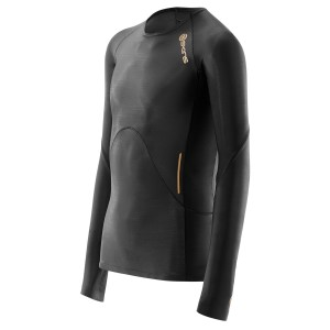 Skins A400 Youth Compression Long Sleeve Top