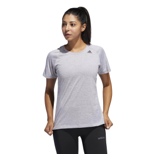 Adidas Tech Prime 3-Stripes Womens Training T-Shirt