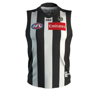 ISC Collingwood Magpies Home Mens Guernsey 2020