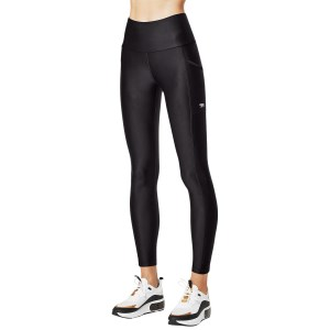 Running Bare Power Moves Ab Waisted Vixen Womens Full Length Training Tights