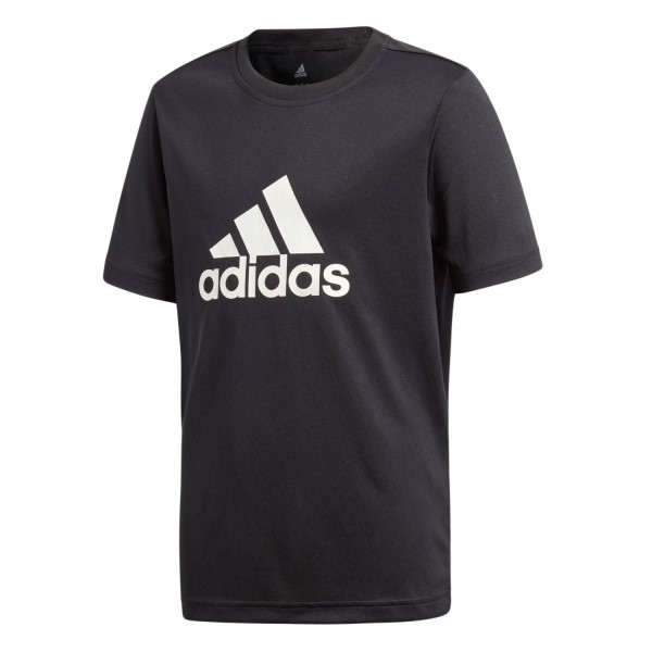 Adidas Gear Up Kids Boys Training T-Shirt - Black