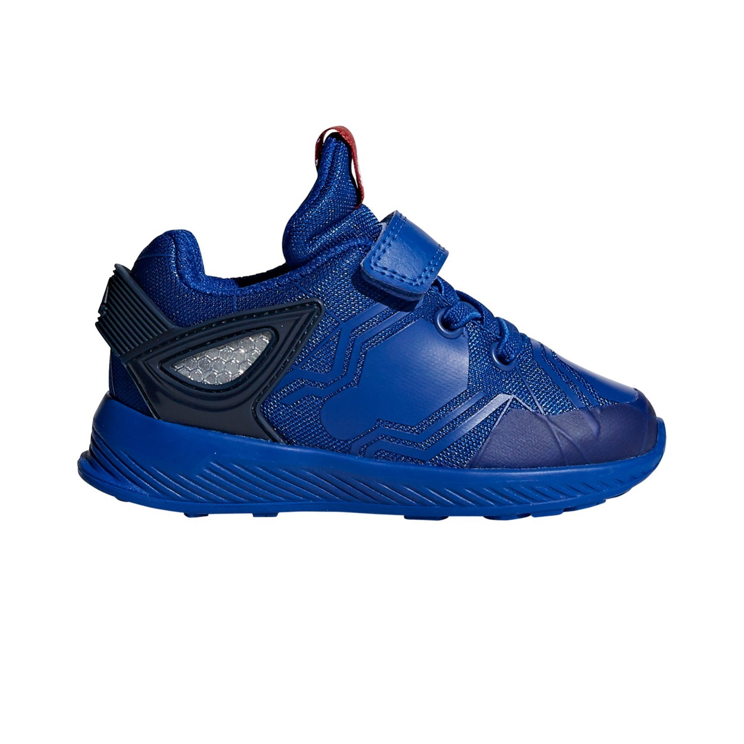 be87558dc9a1 Adidas Avengers Spider-Man RapidaRun - Toddler Boys Running Shoes - Royal  Blue Scarlet