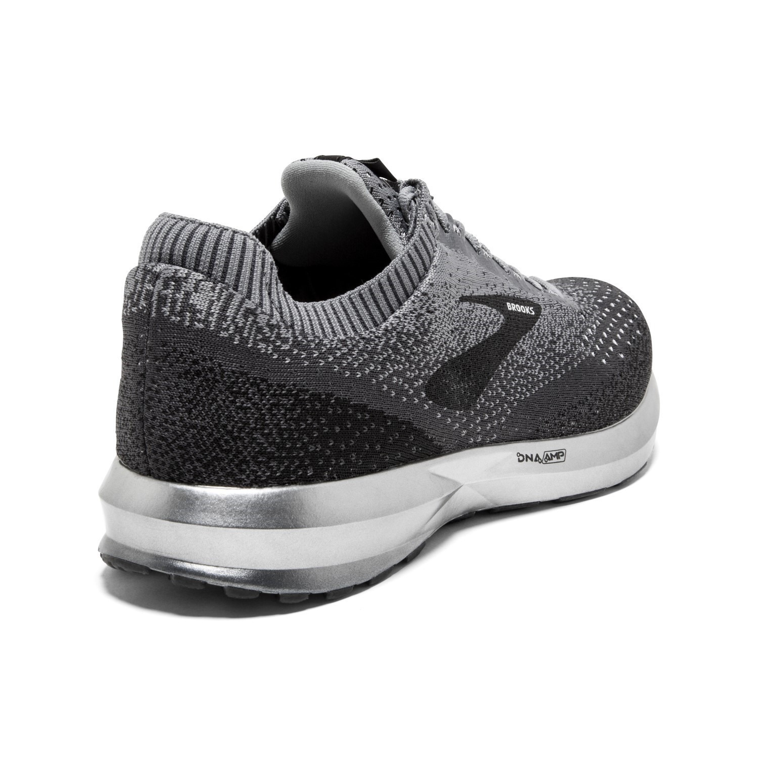 10aabd975c0 Brooks Levitate 2 - Mens Running Shoes - Black Grey Ebony