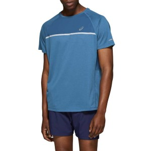 Asics Mens Short Sleeve Running T-Shirt
