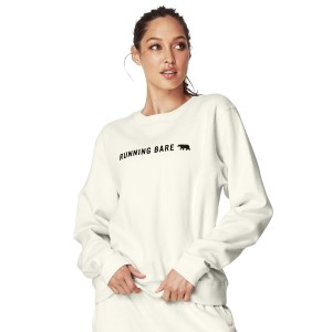 Running Bare Legacy Crew Womens Sweatshirt