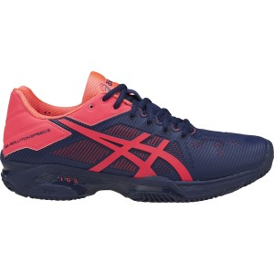 Asics Gel Solution Speed 3 Herringbone - Womens Tennis Shoes