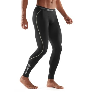 Skins DNAmic Team Mens Compression Long Tights