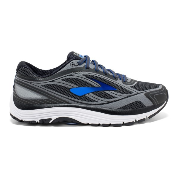 Brooks Dyad 9 - Mens Running Shoes - Electric/Brooks Blue/Black