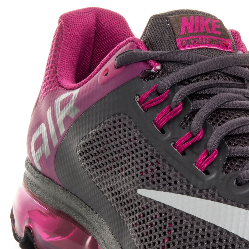 ... hot nike air max excellerate 2 womens training shoes grey pink silver  782c2 7f2c5 828ca01ff