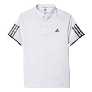 Adidas Club Kids Boys Tennis Polo Shirt
