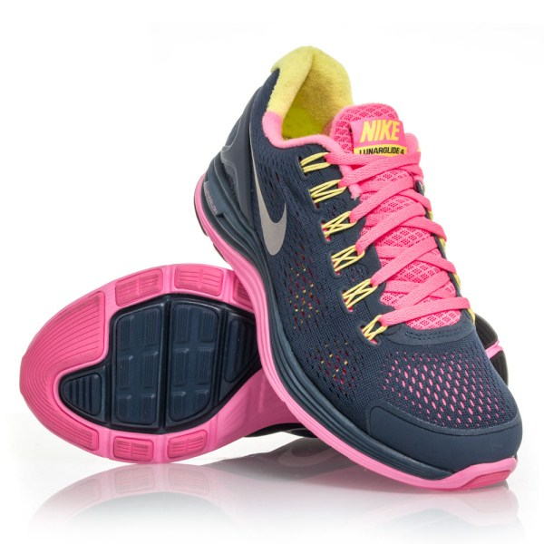 buy popular 62da5 eeba9 Nike LunarGlide+ 4 - Womens Running Shoes