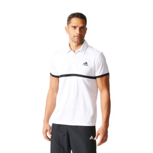 Adidas Court Mens Tennis Polo Shirt