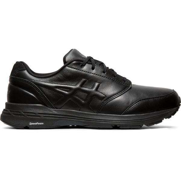 Asics Gel Odyssey - Mens Walking Shoes - Triple Black
