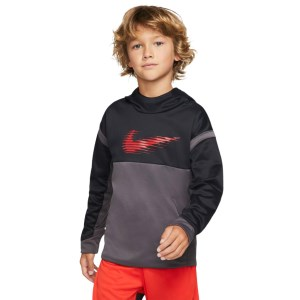 Nike Therma Graphic Pullover Kids Boys Hoodie