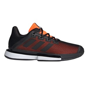Adidas SoleMatch Bounce - Mens Tennis Shoes