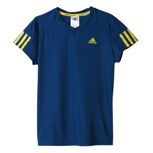 Adidas Club Kids Girls Tennis T-Shirt