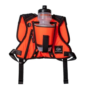Orange Mud HydraQuiver Single Barrel Trail Running Pack