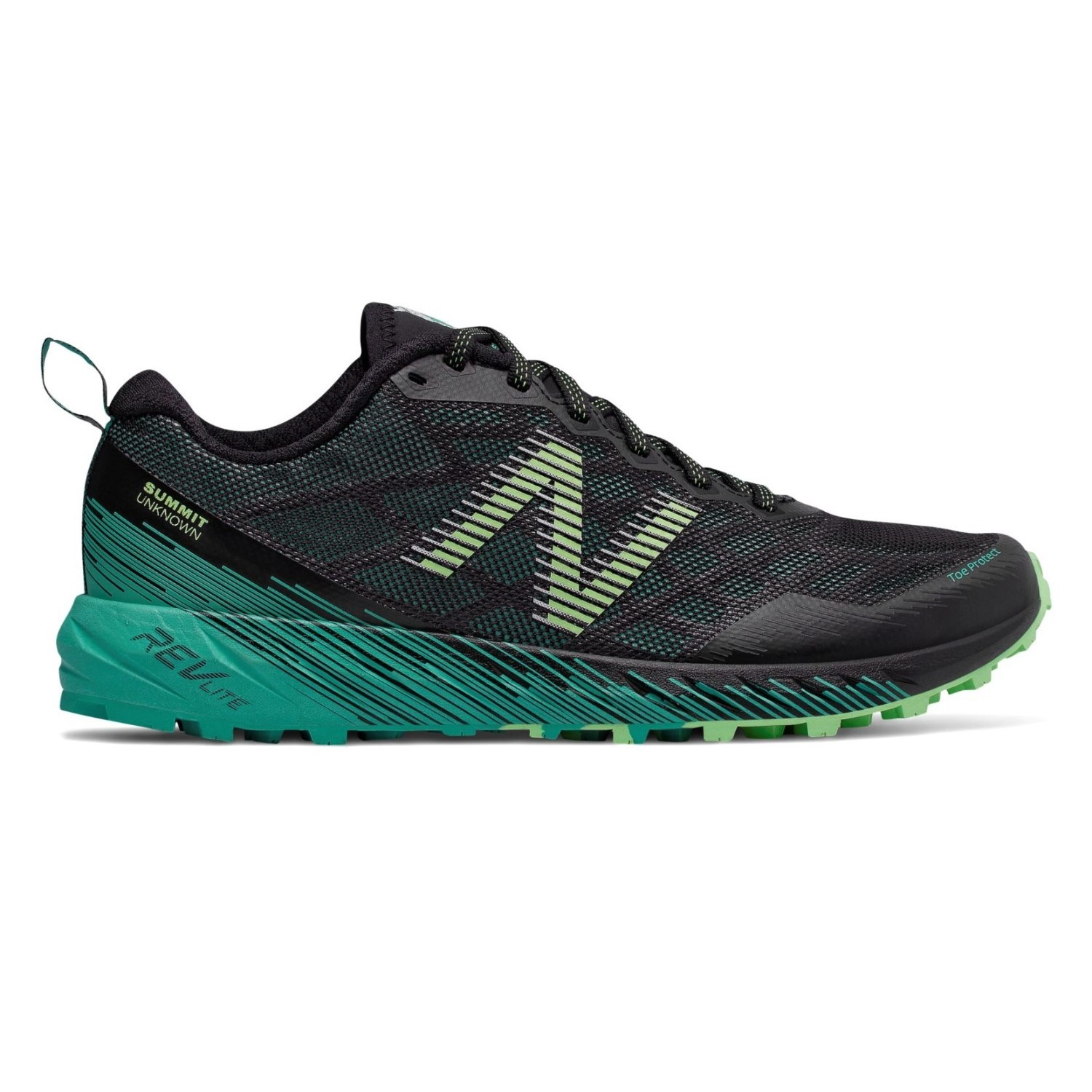 New Balance Summit Unknown - Womens Trail Running Shoes - Tidepool Black ae09c44346