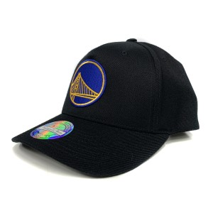 Mitchell & Ness NBA Golden State Warriors 110 Snapback Basketball Cap