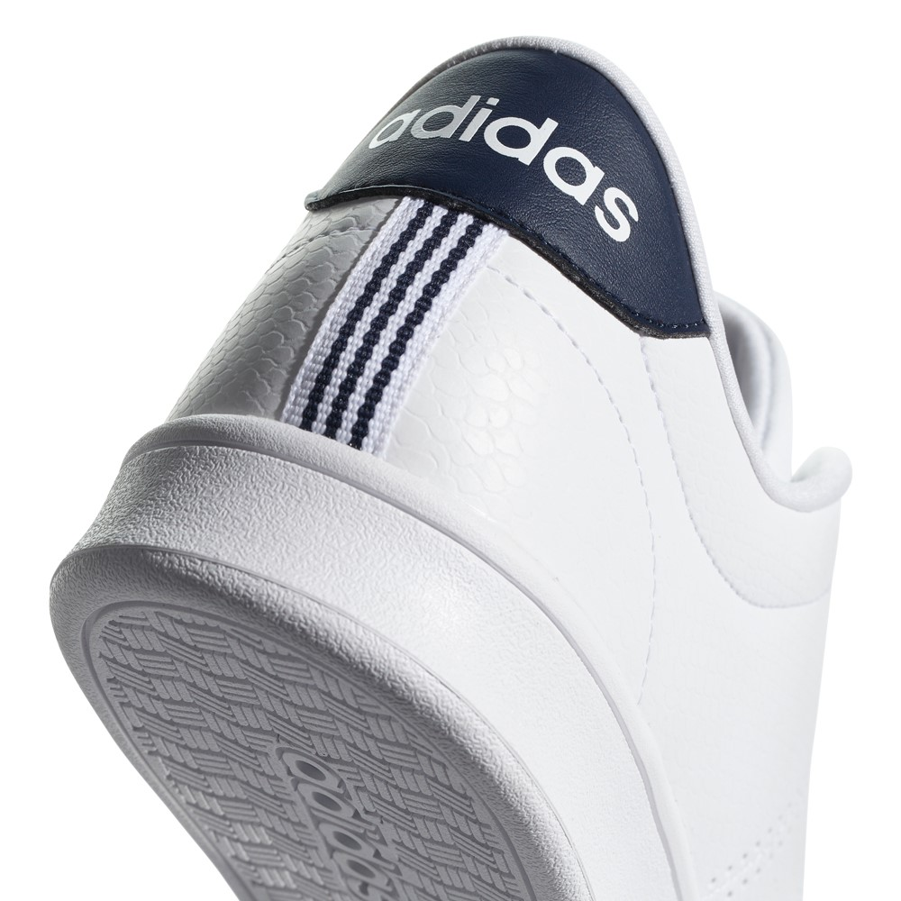 official photos 3bd86 4c695 Adidas Advantage Clean QT - Womens Casual Shoes - WhiteNavy