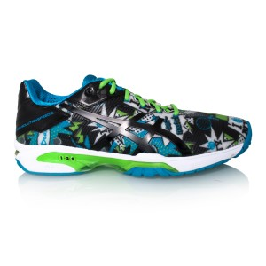 Asics Gel Solution Speed 3 Limited Edition NYC - Mens Tennis Shoes