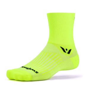 Swiftwick Aspire 4 Inch Running Socks