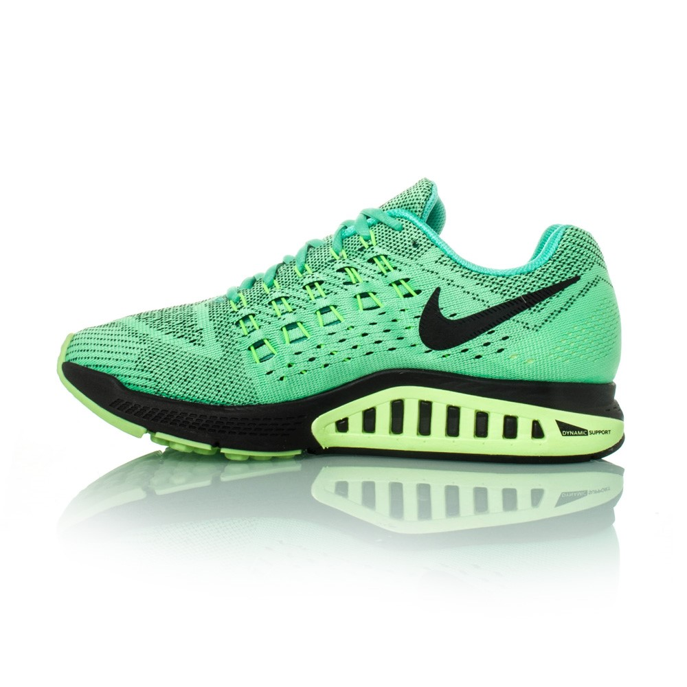 nike zoom structure 18 womens running shoes menta. Black Bedroom Furniture Sets. Home Design Ideas