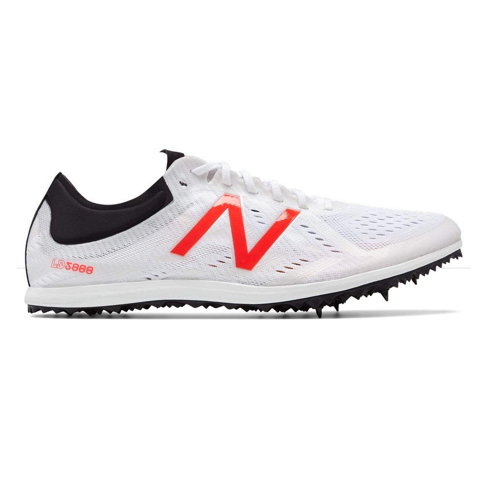 d50a19a31bcf New Balance 5000v5 - Mens Long Distance Track Spikes - White ...