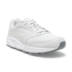 Brooks Addiction Walker - Mens Walking Shoes - White