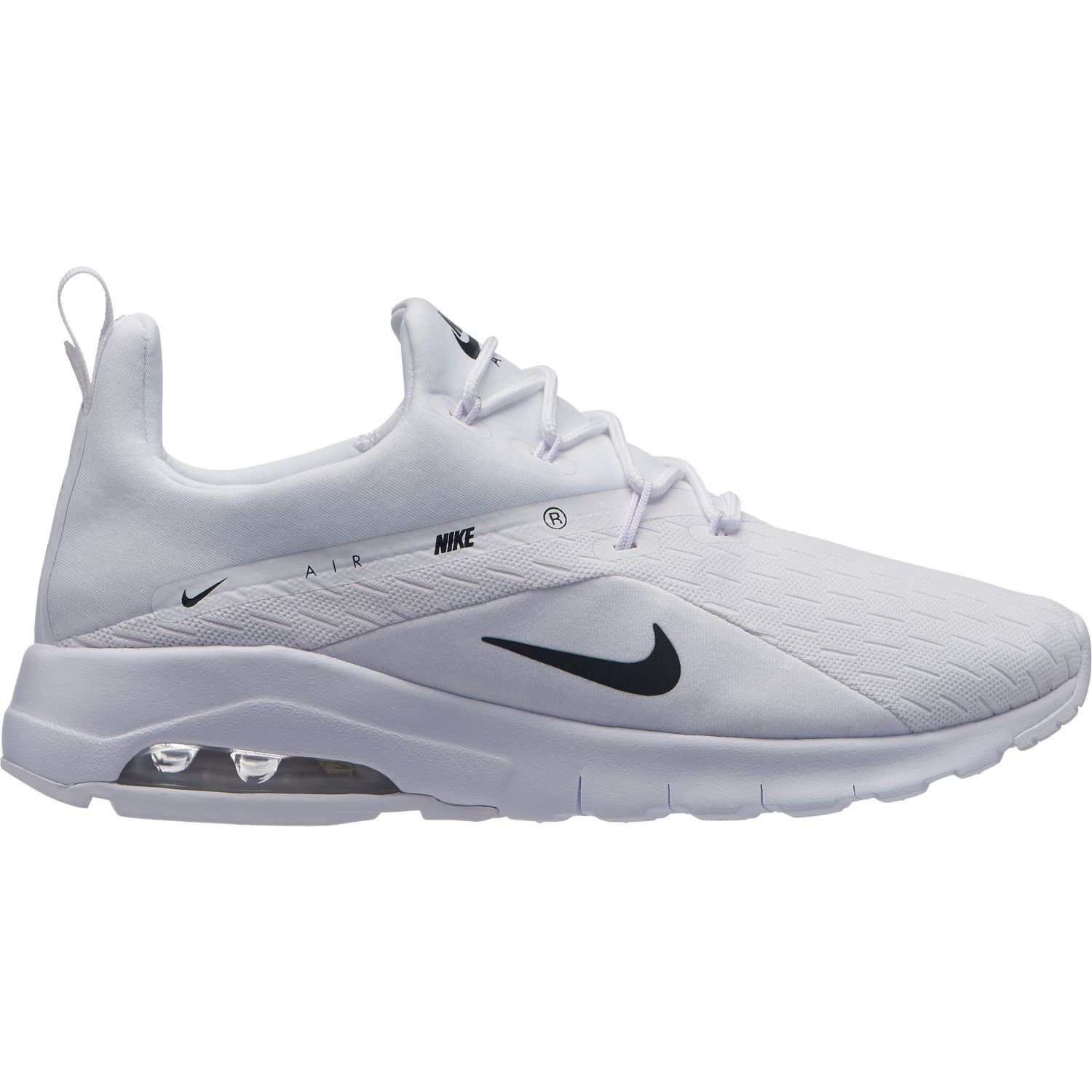 a7a024740f Nike Air Max Motion Racer 2 - Women Casual Shoes - White Black ...