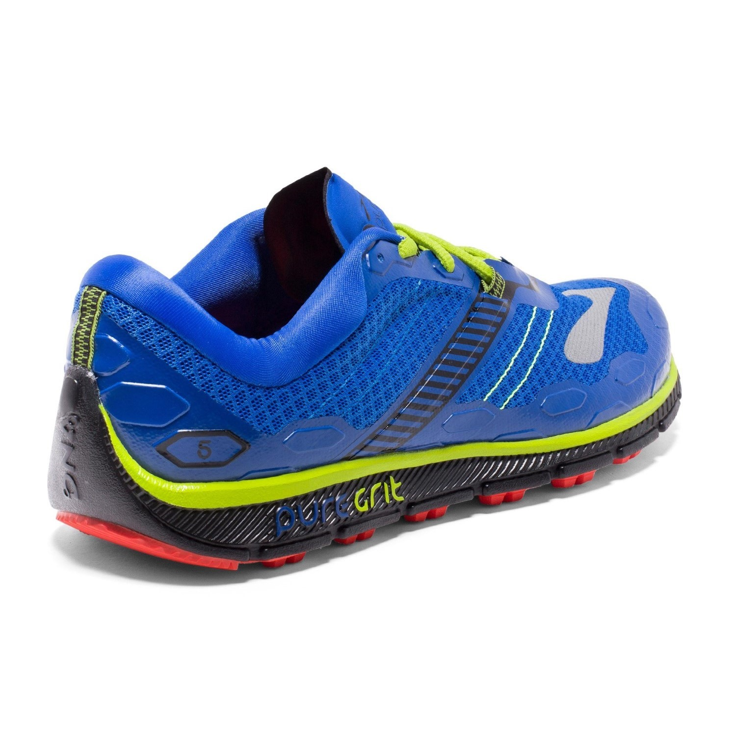 new style 839d1 adfe0 Brooks PureGrit 5 - Mens Trail Running Shoes