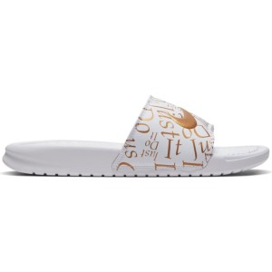 Nike Benassi Just Do It Print - Womens Slides