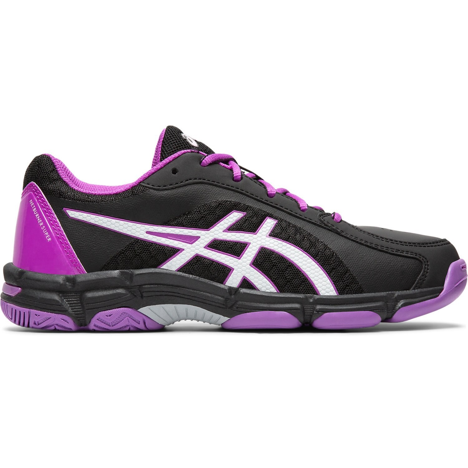 Asics Gel Netburner Super GS Kids Girls Netball Shoes