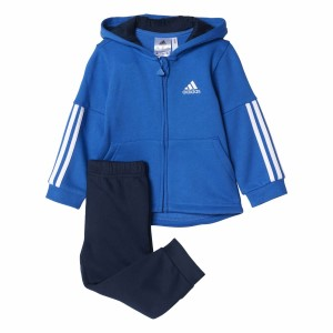 Adidas Sports Performance Toddler Boys Hooded Jogger Set