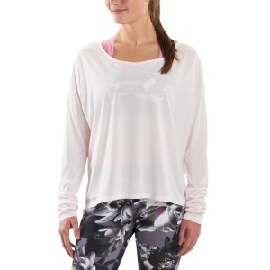 SKINS Plus Pixel Womens Long Sleeve Tee