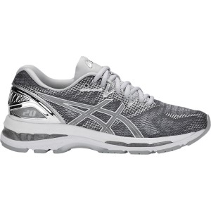 Asics Gel Nimbus 20 Platinum - Womens Running Shoes