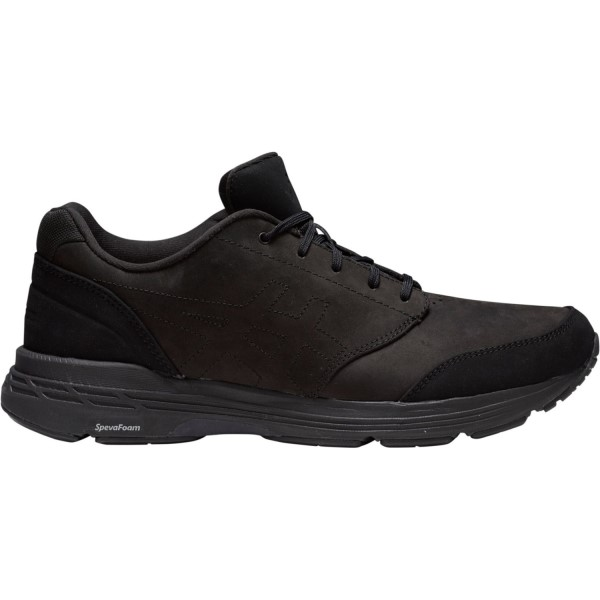 Asics Gel Odyssey Nubuck - Mens Walking Shoes - Triple Black