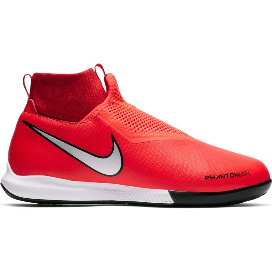 new arrival 425da 61ce7 Nike Jr Phantom Vision Academy DF IC - Kids Indoor Soccer Futsal Shoes -  Bright